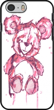 Pink Teddy Bear Case for Iphone 6 4.7
