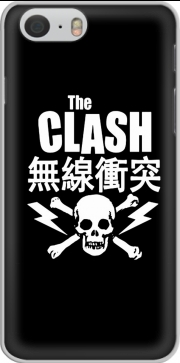the clash punk asiatique Iphone 6 4.7 Case