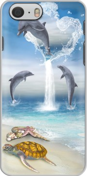 The Heart Of The Dolphins Case for Iphone 6 4.7