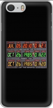 Time Machine Back To The Future Iphone 6 4.7 Case