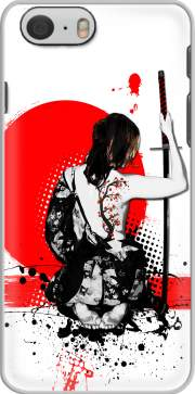 Trash Polka - Female Samurai Case for Iphone 6 4.7