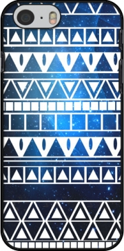 Tribal Aztec Pattern Blue Case for Iphone 6 4.7