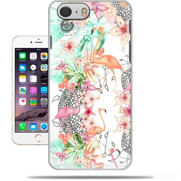 Case TROPICAL FFLAMINGO for Iphone 6 4.7