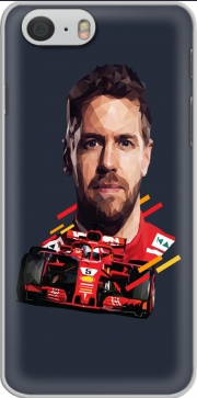 Vettel Formula One Driver Iphone 6 4.7 Case