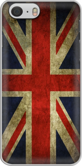 Case Old-looking British flag for Iphone 6 4.7