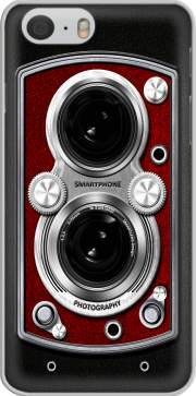 Vintage Camera Red Case for Iphone 6 4.7