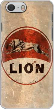 Vintage Gas Station Lion Case for Iphone 6 4.7