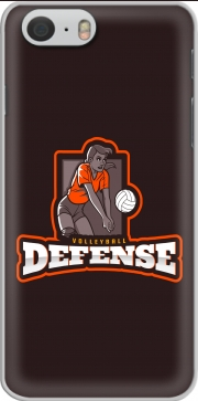 Volleyball Defense Iphone 6 4.7 Case