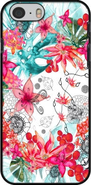 TROPICAL GARDEN Case for Iphone 6 4.7