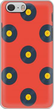 Vynile Music Disco Pattern Iphone 6 4.7 Case