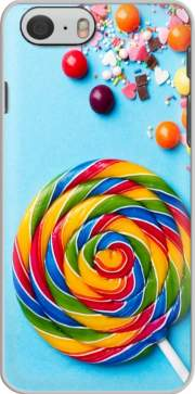 Waffle Cone Candy Lollipop Iphone 6 4.7 Case