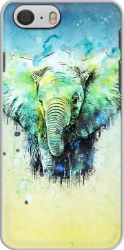 watercolor elephant Case for Iphone 6 4.7