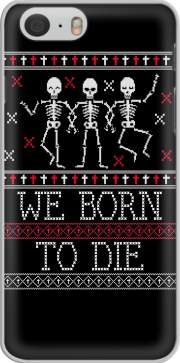 We born to die Ugly Halloween Iphone 6 4.7 Case