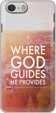 Where God guides he provides Bible Iphone 6 4.7 Case