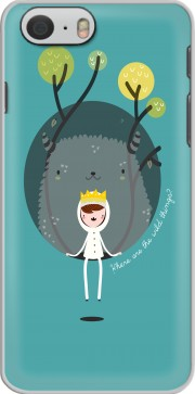 Where the wild things are Iphone 6 4.7 Case