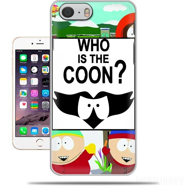 Case Who is the Coon ? Tribute South Park cartman for Iphone 6 4.7