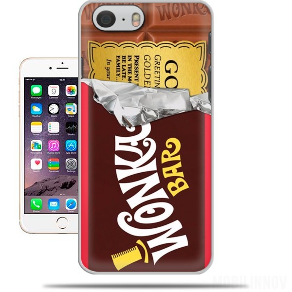 Case Willy Wonka Chocolate BAR for Iphone 6 4.7