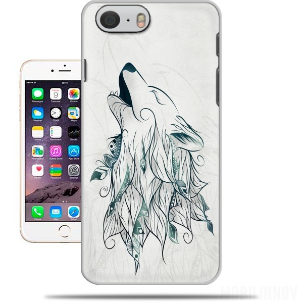 Case Wolf  for Iphone 6 4.7