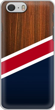 Wooden New England Case for Iphone 6 4.7