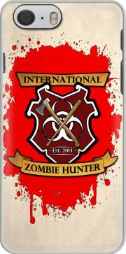 Zombie Hunter Case for Iphone 6 4.7