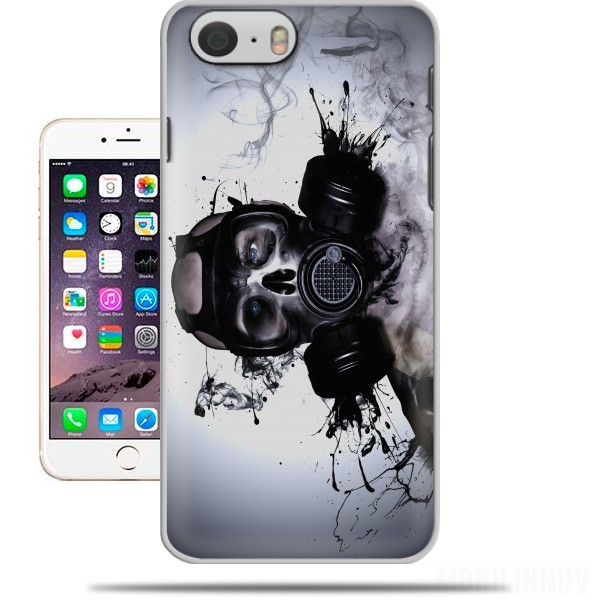 Case Zombie Warrior for Iphone 6 4.7