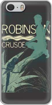 Book Collection: Robinson Crusoe Case for Iphone 6s