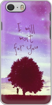 I Will Wait for You Case for Iphone 6s