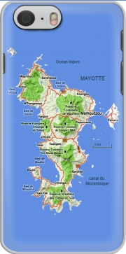 Mayotte Carte 976 Case for Iphone 6s