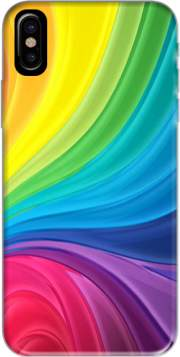 Rainbow Abstract Case for Iphone X / Iphone XS