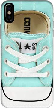 All Star Basket shoes Tiffany Case for Iphone X / Iphone XS