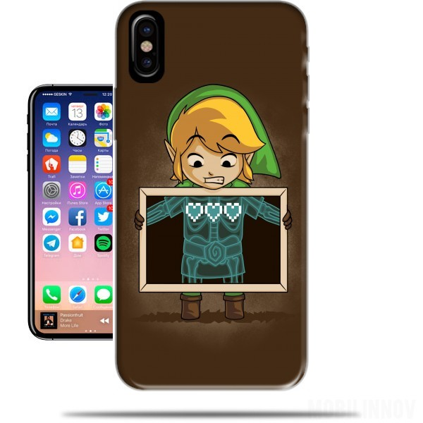 Case Anatomical Anomaly for Iphone X / Iphone XS