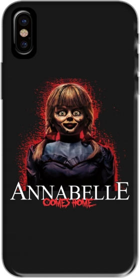 annabelle comes home Iphone X / Iphone XS Case