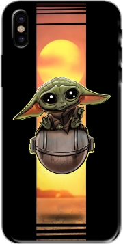 Baby Yoda Iphone X / Iphone XS Case