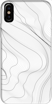 Black Lines Iphone X / Iphone XS Case