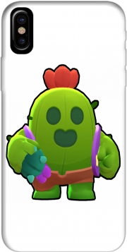 Brawl Stars Spike Cactus Iphone X / Iphone XS Case