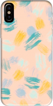 BRUSH STROKES Iphone X / Iphone XS Case