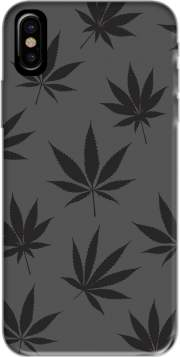 Cannabis Leaf Pattern Case for Iphone X / Iphone XS