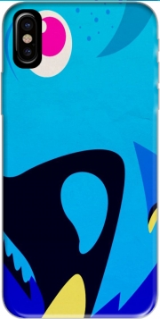 Dory Blue Fish Iphone X / Iphone XS Case