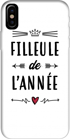 Filleule de lannee Iphone X / Iphone XS Case