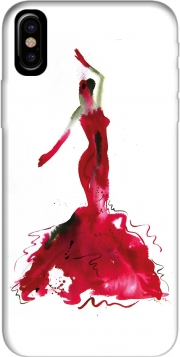 Flamenco Danser Iphone X / Iphone XS Case