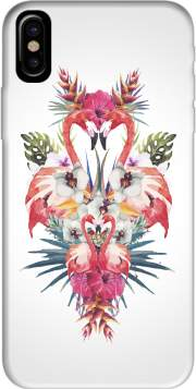 Flamingos Tropical Case for Iphone X / Iphone XS