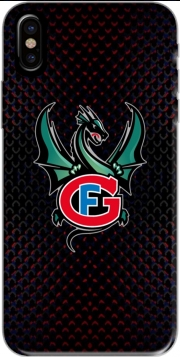 fribourg gotteron hockey Iphone X / Iphone XS Case