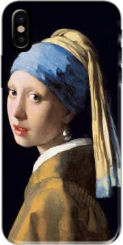 Girl with a Pearl Earring Case for Iphone X / Iphone XS