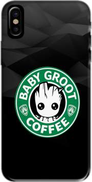 Groot Coffee Case for Iphone X / Iphone XS
