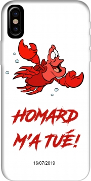Homard ma tue Iphone X / Iphone XS Case