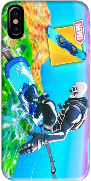 Hoverboard Fortnite - Driftboard Iphone X / Iphone XS Case