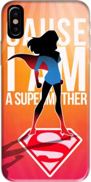 I am a super mom Case for Iphone X / Iphone XS