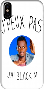 Je peux pas jai Black M Iphone X / Iphone XS Case