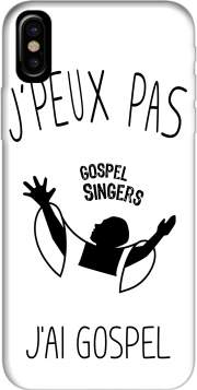 Je peux pas jai gospel Case for Iphone X / Iphone XS