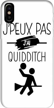 Je peux pas jai Quidditch Iphone X / Iphone XS Case
